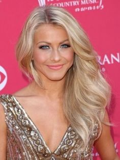 or hair color? ash blonde blonde... gettin-did-up