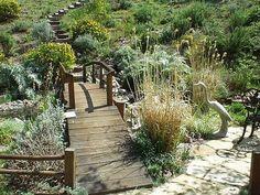 How To Design And Build A Garden Bridge