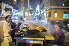 Great cooking is what defines Lima today, but the culinary boom started decades ago, during a time of conflict