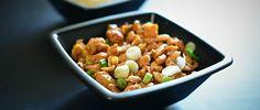 ΚΟΤΟΠΟΥΛΟ KUNG PAO Yummy Yummy, Chana Masala, Food Food, Beans, Salt, Vegetables, Ethnic Recipes, Beans Recipes, Veggie Food