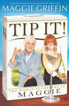 Tip It!: The World According to Maggie by Maggie Griffin.  Kathy Griffin's mom wrote a memoir and it's really sweet and funny.  If you're not a fan of Kathy Griffin, I would avoid this one because she has a lot to say in it.  However, if you're already a fan, you'll love this like I did.