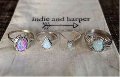Indie and Harper Jewelry Line – Chelsea Crockett
