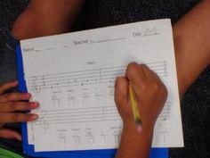 Great tips for teaching solfege- Memory Song Method- based on Kodaly methods