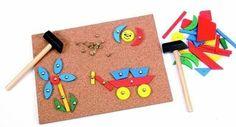 Hamertje tik My Memory, Triangle, Games, Kids, Crafts, Memories, Children, Nostalgia, Young Children