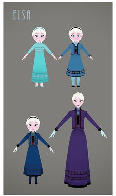 Frozen | Elsa by Brittney Lee