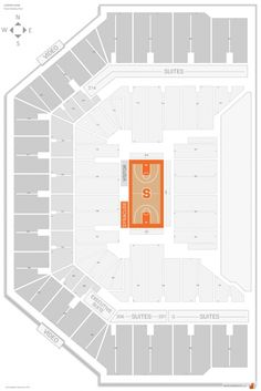 Carrier Dome Basketball Seating Chart