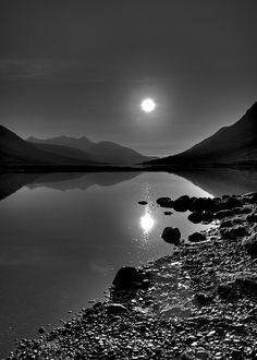 Loch Etive, near Glencoe, Scotland