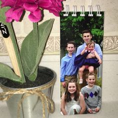 Such a unique and memorable gift. We will print your favorite photo on a spiral-bound notepad. These have sturdy covers with rounded edges and 80-lined sheets of paper. They come in sets of 3 so you'll instantly have 3 gifts!