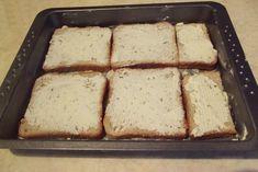 Sandwich-uri aperitiv preparate la cuptor - Rețete Merișor Banana Bread, Sandwiches, Meat, Cooking, Desserts, Recipes, Food, Salads, Kitchen