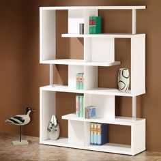 Decoration, Mesmerizing Storage Awesome Modular Bookshelves Design Made Of White Wooden  Related To Bookshelves As Well As F: Remarkable Bookshelves