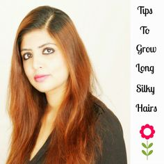 Today's tips are the only reason my hairs have survived all these years of mistreatment and still are in good shape !!! Let's go through all tips and tricks to get long silky hairs.  http://www.spiceupboringlife.com/2013/11/diy-beauty-tips-to-get-long-silky-hairs.html