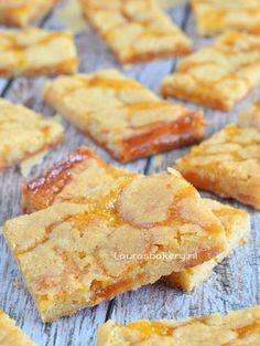 Sticky abrikozen koekrepen - Laura's Bakery