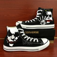 cadfd834de77 Sneakers Women Men s Converse All Star Joker Design Custom Hand Painted  Shoes