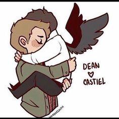 "55 Likes, 1 Comments - @_destiel_art_ on Instagram: ""#deanwinchester #castielnovak #castielwinchester #castiel #destiel #destielisreal #destielfanart…"""