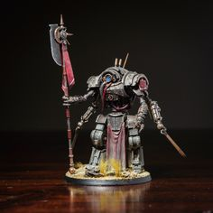 Make sure you check out Dave's finished Domitar-Lamina Automata, truly a brilliant conversion