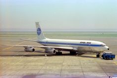 "N418PA | Boeing 707-321B | Pan Am ""Clipper Yankee Ranger"" 