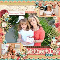 Mother's Day Jam - Scrapbook.com