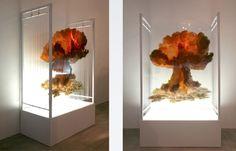 Juxtapoz Magazine - 3D Sculptures by Eyal Gever