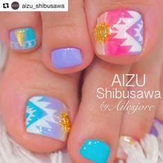 Indian Nail Designs, Toe Nail Designs, Summer Holiday Nails, Indian Nails, Feet Nails, Toenails, Toe Polish, Super Cute Nails, Pretty Hands