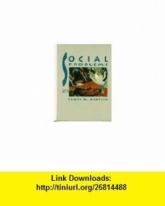 Social Problems (9780131865785) James M. Henslin , ISBN-10: 0131865781  , ISBN-13: 978-0131865785 ,  , tutorials , pdf , ebook , torrent , downloads , rapidshare , filesonic , hotfile , megaupload , fileserve