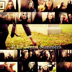 The Vampire Diaries Jenna Sommers The Vampire Diaries 3, Vampire Diaries Seasons, Vampire Diaries The Originals, Damon Salvatore, Sara Canning, Popular Book Series, Original Vampire, Mystic Falls, Delena
