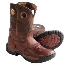 """Ahhhhhh, yes!! Winter cowboy boots :)  Twisted X Boots All Around Cowboy Boots - 9"""", K-Toe (For Women)"""
