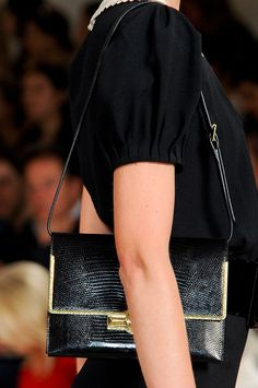 Ralph Lauren Spring 2013 Beautiful bag