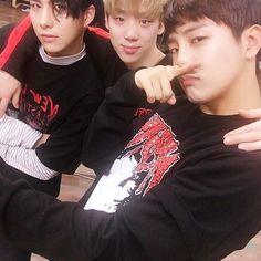 Donghun, Wow & Jason