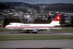Boeing 747-257B aircraft picture