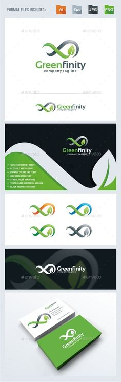 Buy Green Infinity Logo Template by BeLoveArt on GraphicRiver. Green Infinity Logo TemplateLogo is made with vectors for easy resizing and customizing – all texts can be rewritten . Logo Design Template, Logo Templates, Text Symbols, Nature Photography Flowers, Nature Quotes, Nature Logos, Flower Texture, Nature Inspired Wedding, Custom Fonts