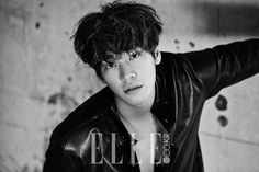 Kim Youn Kwang for Elle Sept`15