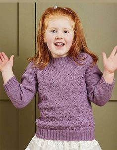 Craft Passions: Sweater .# free # knitting pattern link here