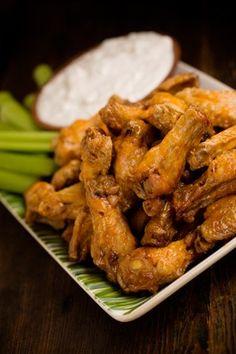 Check out what I found on the Paula Deen Network! Hot Buffalo Wings http://www.pauladeen.com/hot-buffalo-wings
