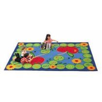 ABC Caterpillar Rectangle Carpet - Pre-K Complete Preschool Curriculum has Circle Time every day! This beautiful alphabet rug is great for the children to gather on for story time, calendar time, songs, and more! Pinned by Pre-K Complete - follow us on our blog, FB, Twitter, & Google Plus!