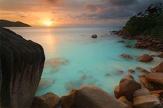 Praslin les seychelles