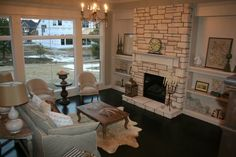 Model Home Fully Furnished Great Room