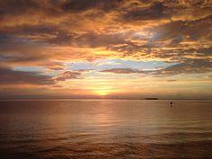 Apollo beach sunset