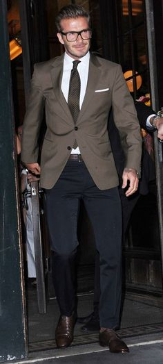 david beckham suits - Google Search