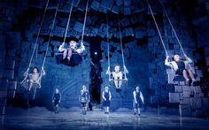 Matilda The Musical the multi-award-winning show at the Cambridge Theatre in London