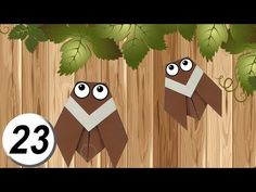 Easy Origami TV - YouTube Easy Origami, Christmas Ornaments, Tv, Holiday Decor, Youtube, Home Decor, Decoration Home, Origami Easy, Room Decor