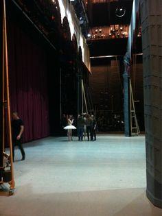 Twitter / ipraetorius: #dans2go så er vi færdig på scenen for i aften :) tak for nu