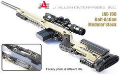 jae 700 GAP precision Rem 700 bolt action modular stock