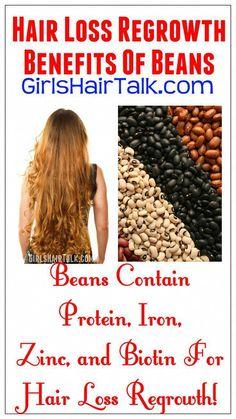 Dessert Recipe For Hair Loss Regrowth Benefits of beans for hair growth! - Dessert Recipe For Hair Loss Regrowth Benefits of beans for hair growth! Baby Hair Loss, Hair Loss Cure, Stop Hair Loss, Hair Loss Remedies, Prevent Hair Loss, Argan Oil For Hair Loss, Biotin For Hair Loss, Hair Loss Shampoo, Biotin Hair