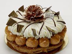 Gilg, maître pâtissier chocolatier traiteur - saint-honoré