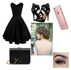 """Untitled #10"" by iamawndergirl ❤ liked on Polyvore featuring Michael Antonio and Mulberry"