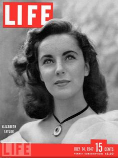 In the nearly 75 years since LIFE magazine published its first issue, no star has appeared on the cover more times than Elizabeth Taylor. Description from life.tumblr.com. I searched for this on bing.com/images