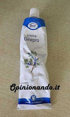 Just Crema Ginepro - #Opinionando #recensione