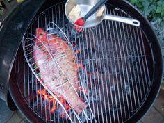 Een van de lekkerste dingen om te grillen is Red Snapper. Het vlees van de Red Snapper is stevig genoeg om zelfs een vlees liefhebber tevreden te stellen.