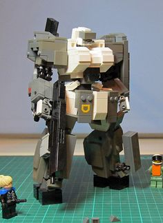 Ar-04k Stelis Siege Ver. (Oberon Assault Type)   Haven't rea…   Flickr