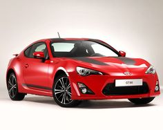 Toyota GT86 First Edition - Italy